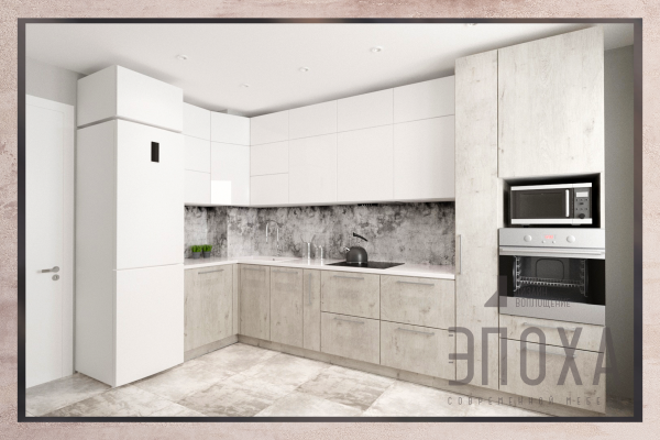 Кухня Проект 8