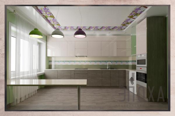 Кухня Проект 7054
