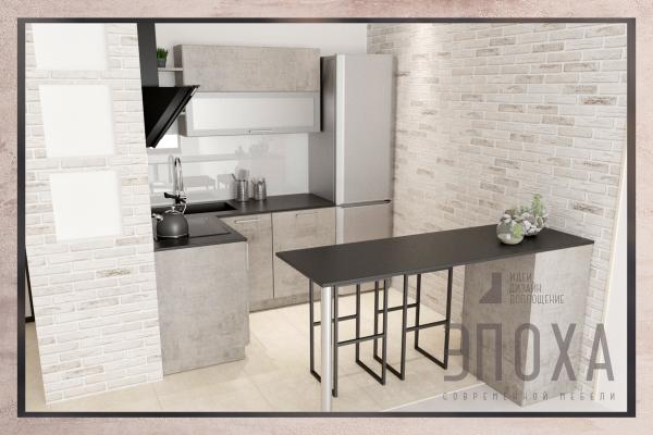 Кухня Проект 1007