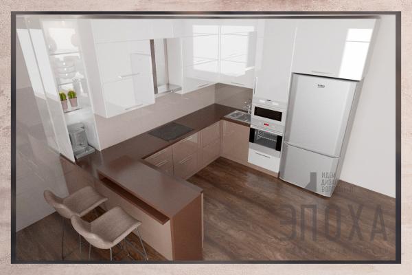 Кухня Проект 6