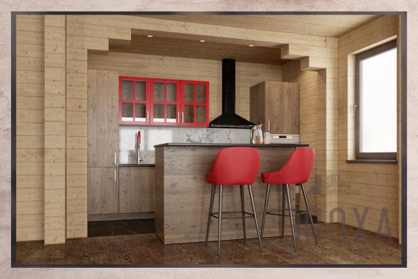 Кухня Проект 978